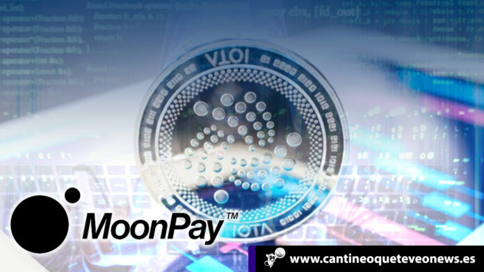 Platafortma MoonPay - Cantineoqueteveonews