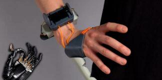 protesis de dedos robóticos - Cantineoqueteveonews
