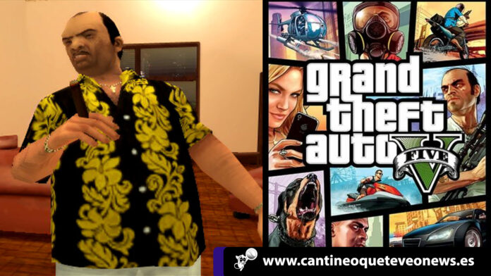 Grand Theft Auto - Cantineoqueteveonews