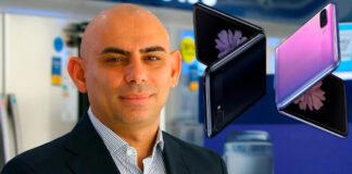 Empresario Nasar Dagga Samsung Z Flip - Cantineoqueteveonews