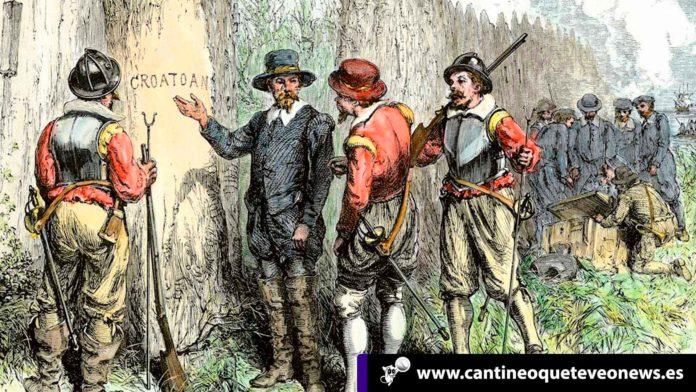 La colonia de Roanoke - Cantineoqueteveonews