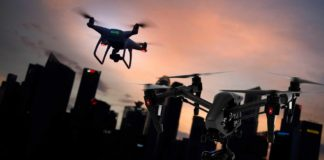 Los drones - Cantineoqueteveonews
