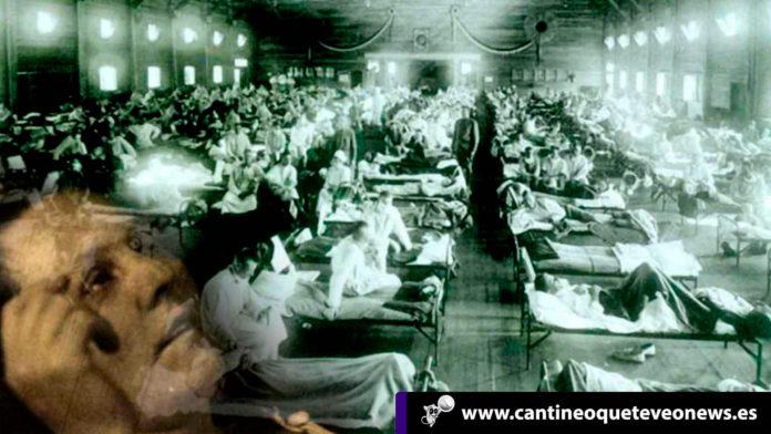 Gripe Española - Cantineoqueteveonews