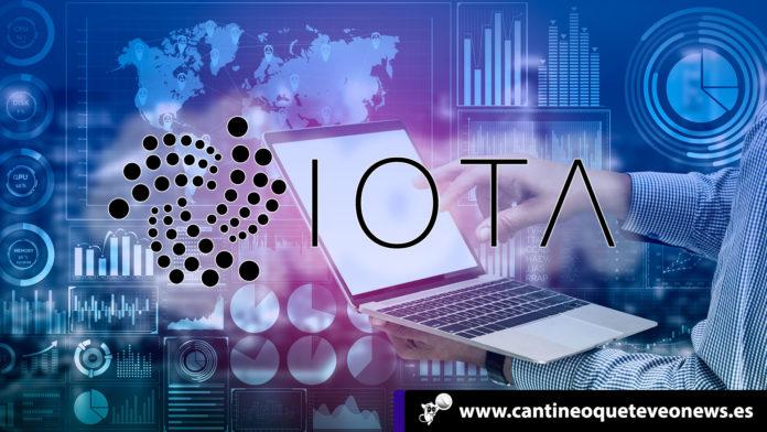 Coordinador IOTA - Cantineoqueteveonews