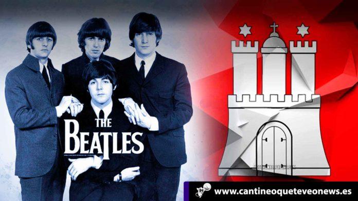 Los Beatles en Hamburgo - Cantineoqueteveonees