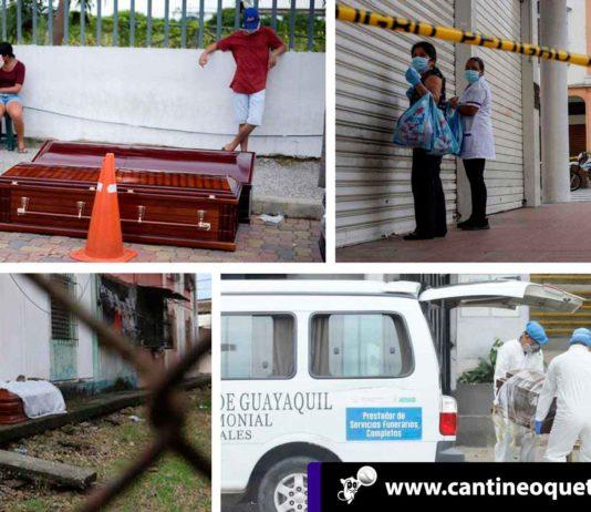 Guayaquil ciudad del terror - Cantineoqueteveonews