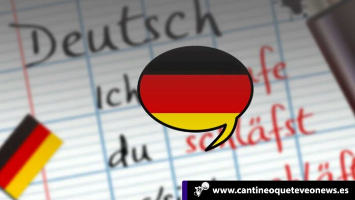 Aprender alemán - Cantineoqueteveonews