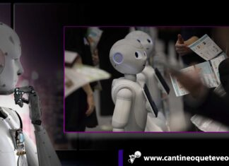 Robots Sociales - Cantineoqueteveonews