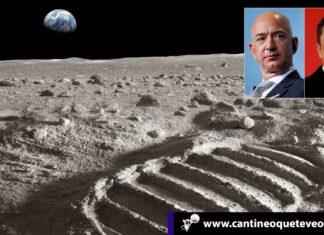 Elon Musk y Jeff Bezos - CantineoqueteveoNews