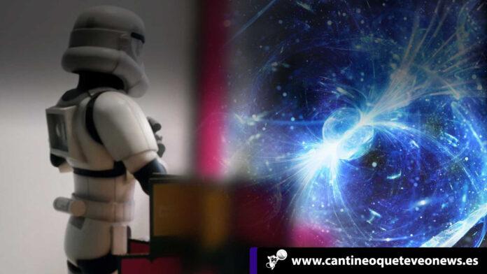 La Guerra de las Galaxias - Cantineoqueteveonews
