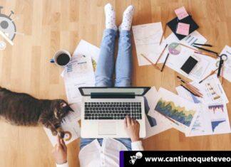 Trabajarán desde casa - CantineoqueteveoNews