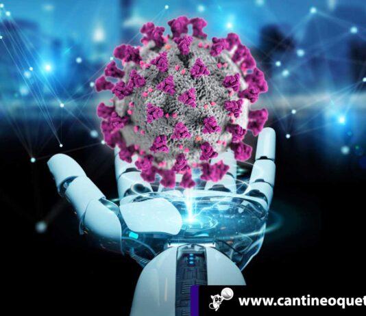la inteligencia artificial y el coronavirus - Cantineoqueteveonews
