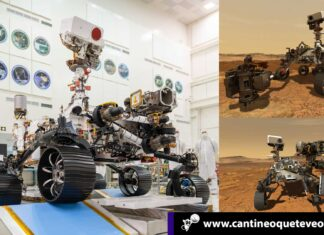 Rover Perseverance - CantineoqueteveoNews