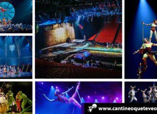 Cirque Du Soleil - CantineoqueteveoNews
