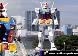 Robot gigante - CantineoqueteveoNews