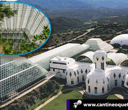 Proyecto Biosfera 2 - Cantineoqueteveonews