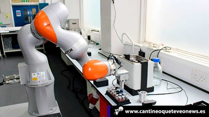 Robot científico - Cantineoqueteveonews