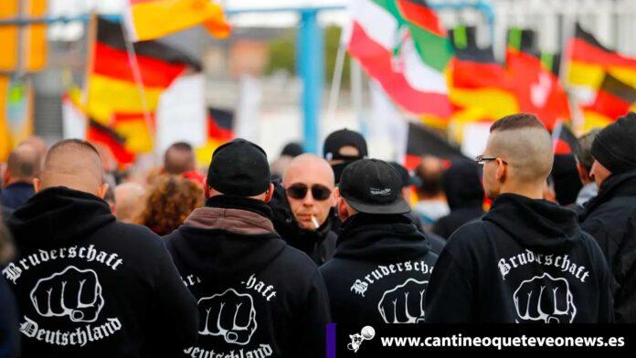 neonazis alemanes - Cantineoqueteveonews
