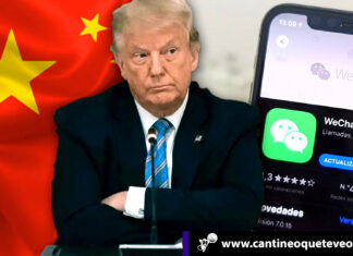 WhatsApp chino - Cantineoqueteveonews