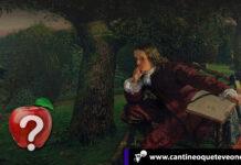 manzana de Newton - Cantineoquetevenews