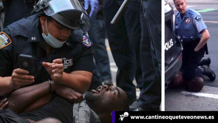 violencia racista - Cantineoqueteveonews