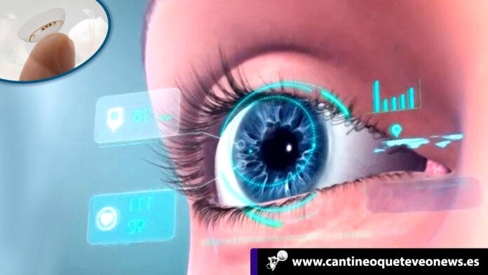 Lentes de contacto inteligentes - Cantineoqueteveonews