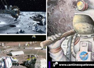 Minería extraterrestre - Cantineoqueteveonews