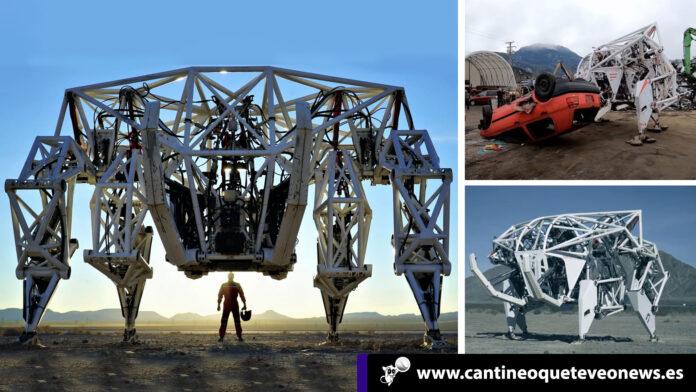 el exoesqueleto - Cantineoqueteveonews