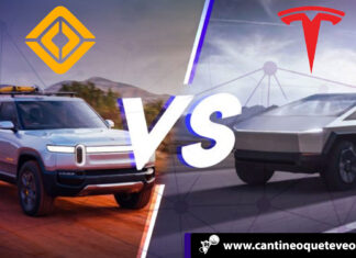 Tesla vs Rivian - Cantineoqueteveonews