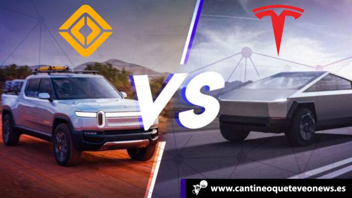 Tesla vs Rivian - Cantineoqueteveonews