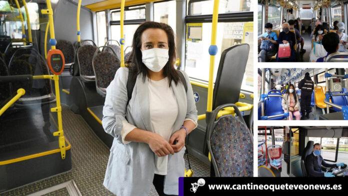 Trucos dentro del autobús - Cantineoqueteveonews
