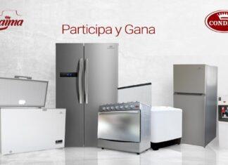 Condesa premia a la familia venezolana con productos de Línea Blanca - Cantineoqueteveonwes