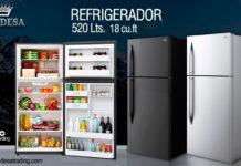 El nuevo refrigerador Condesa - Cantineoqueteveonews