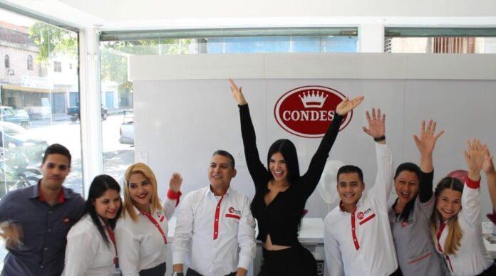Ruta Condesa llegó a toda Venezuela - CantineoqueteveoNews