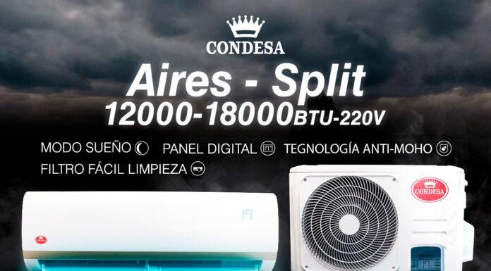 Aire Acondicionado Split de Condesa - Cantineoqueteveonews