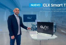 Led TV Smart CLX - Cantineo