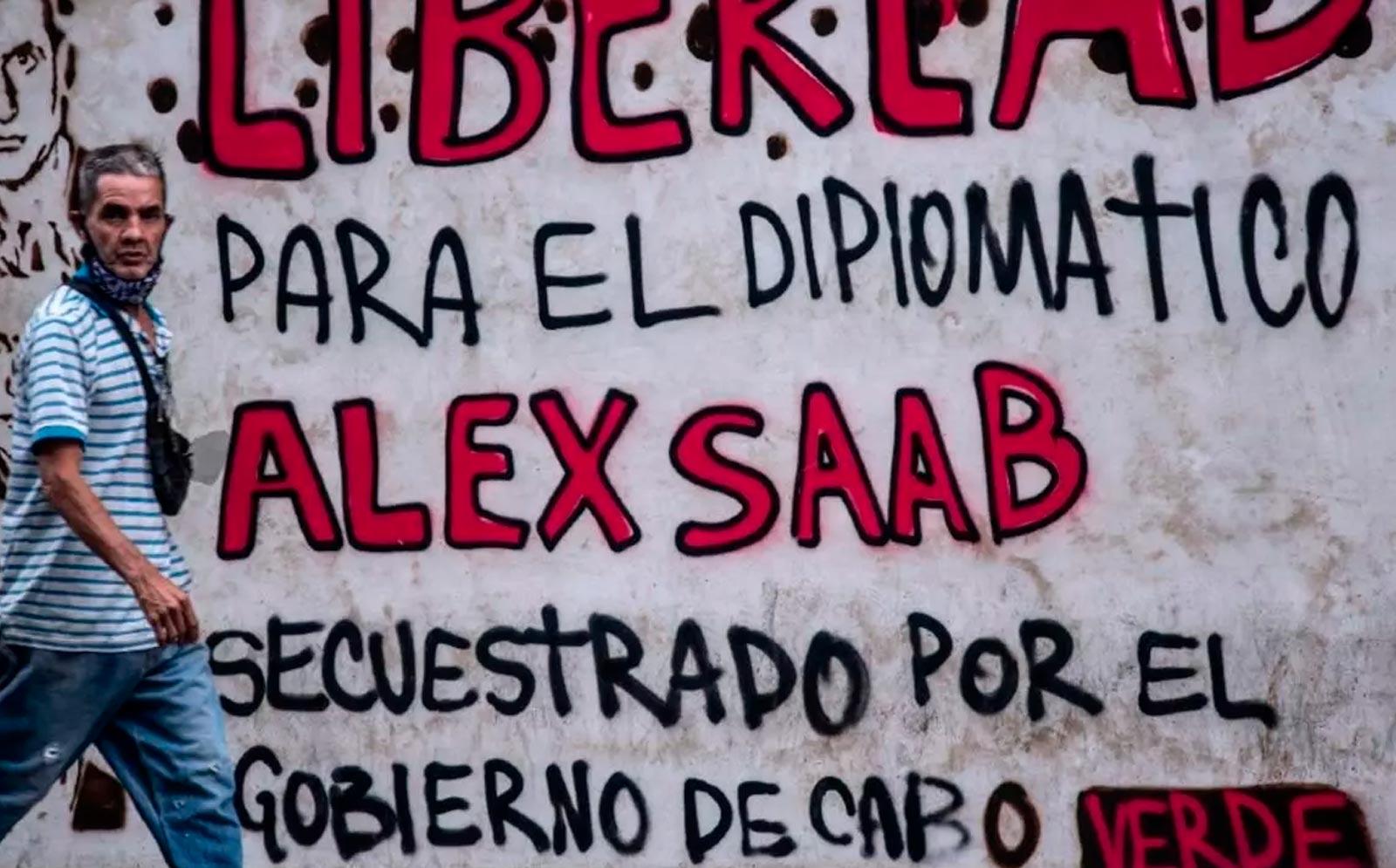 Liberación de Alex Saab