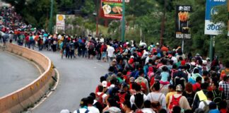 crisis de los gobiernos de Centroamérica