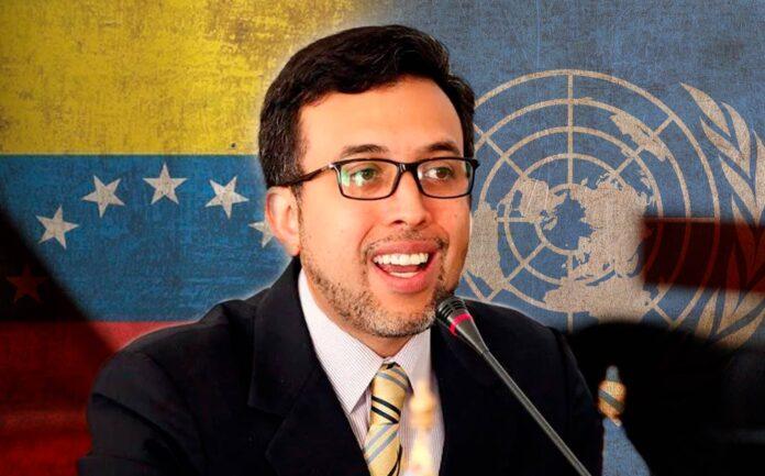 Embajador Héctor Constant denuncia ante la ONU arbitrariedad en