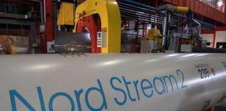 gasoducto Nord Stream 2