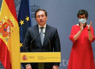 El nuevo canciller de España