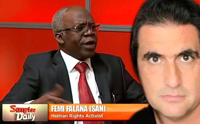 Femi Falana abogado Alex Saab