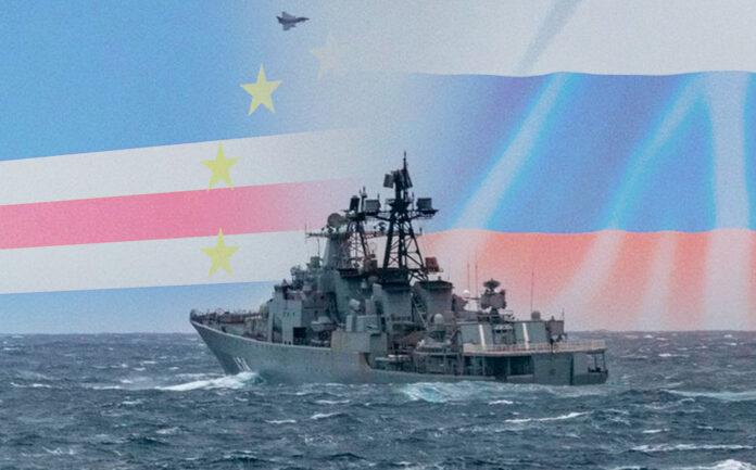 buque ruso Cabo Verde