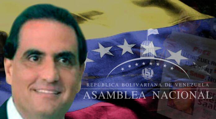 acuerdo Asamblea Nacional Alex Saab